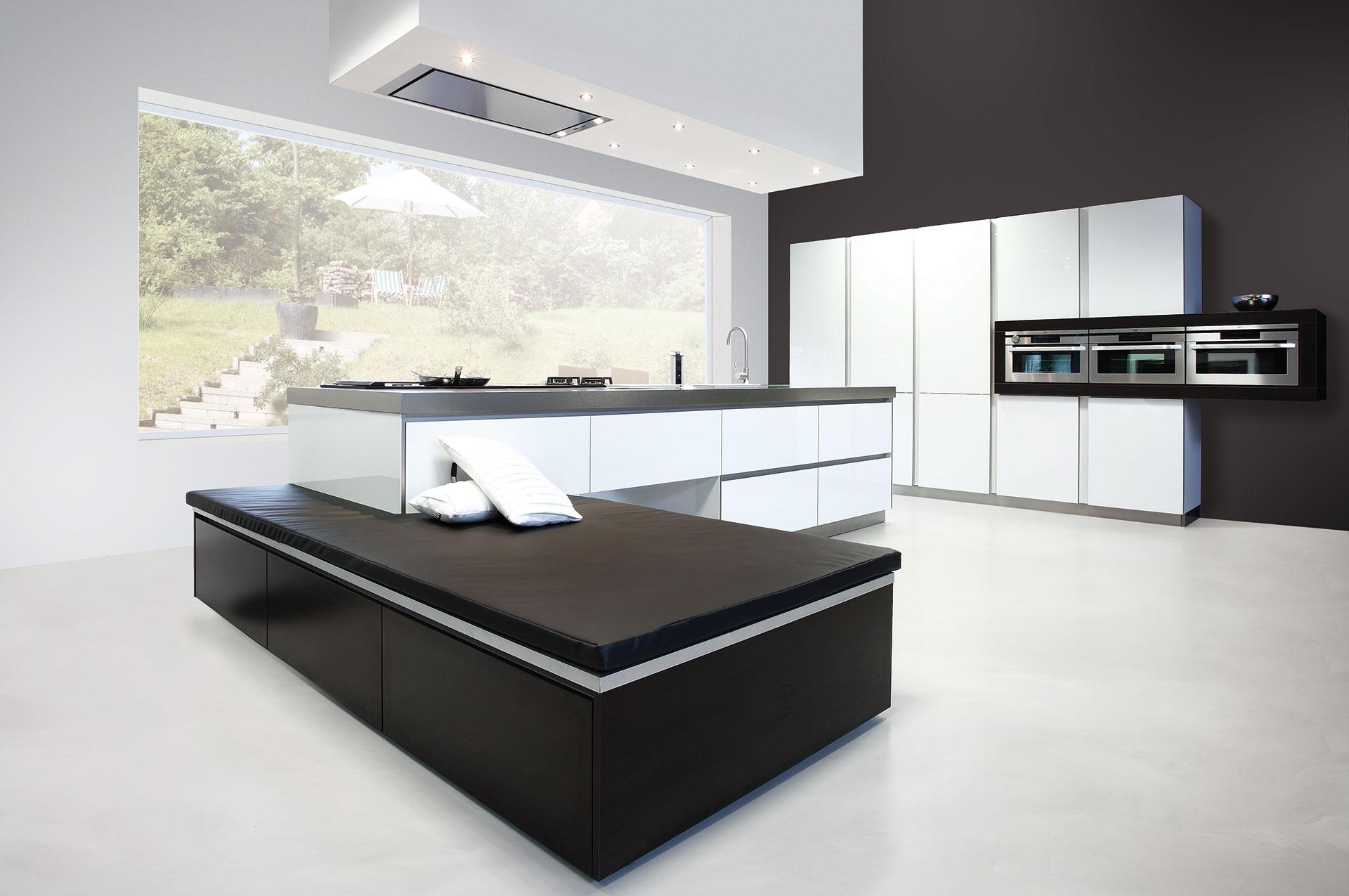 ✅amerikanische Küchen Designküchen Einbauküchen planen Mallorca | {Amerikanische landhausküche grau 17}