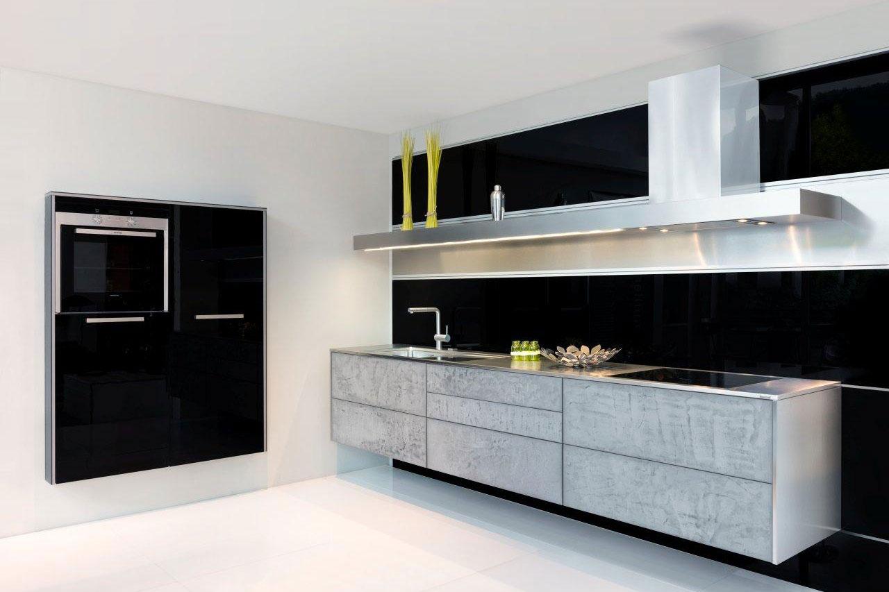 Wohnk Chen küchenzeile küchenblock individuell geplant für mallorca ibiza