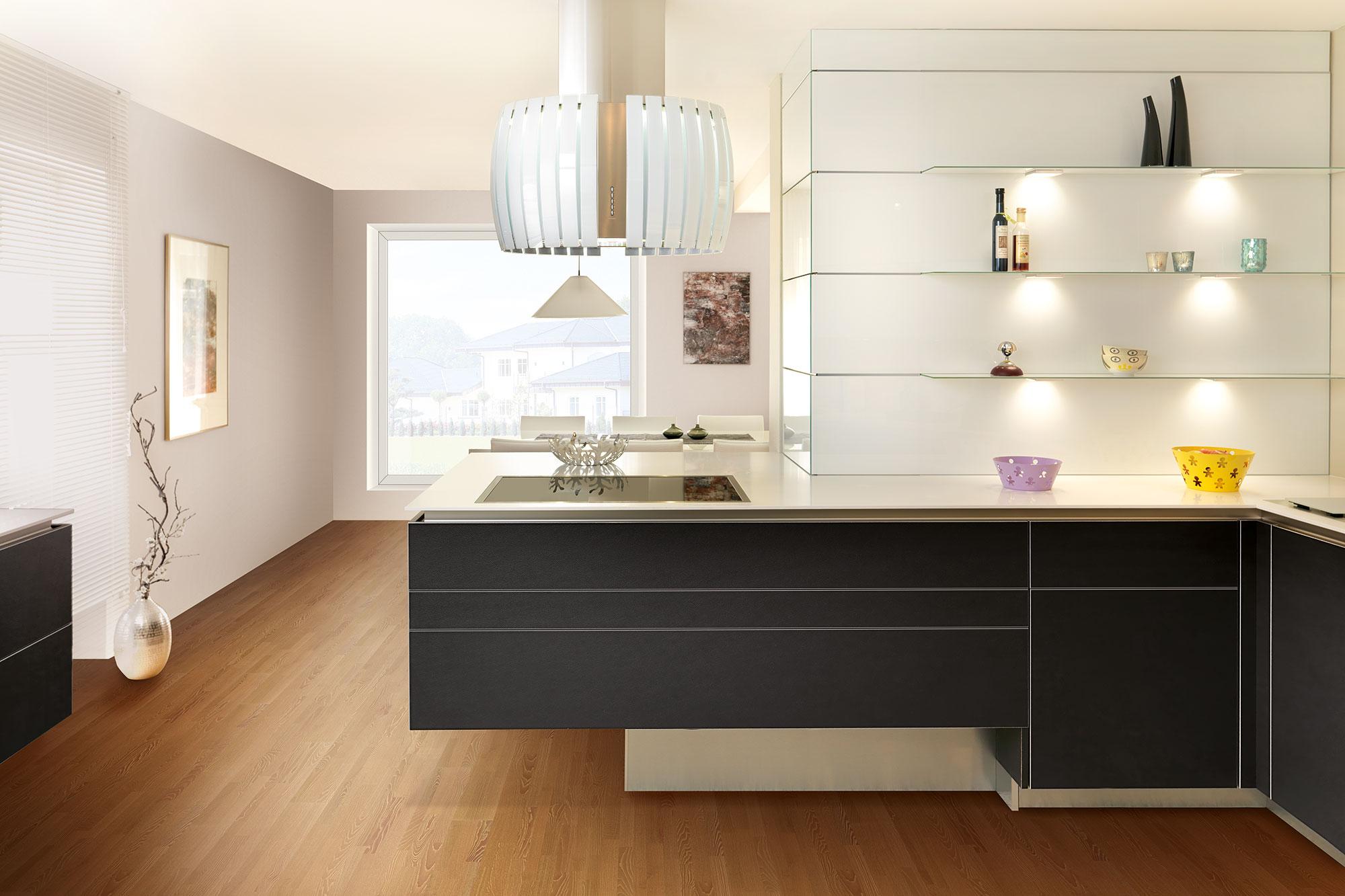 graue k chen zu fabrikpreisen bis zu 50 g nstiger mallorca. Black Bedroom Furniture Sets. Home Design Ideas